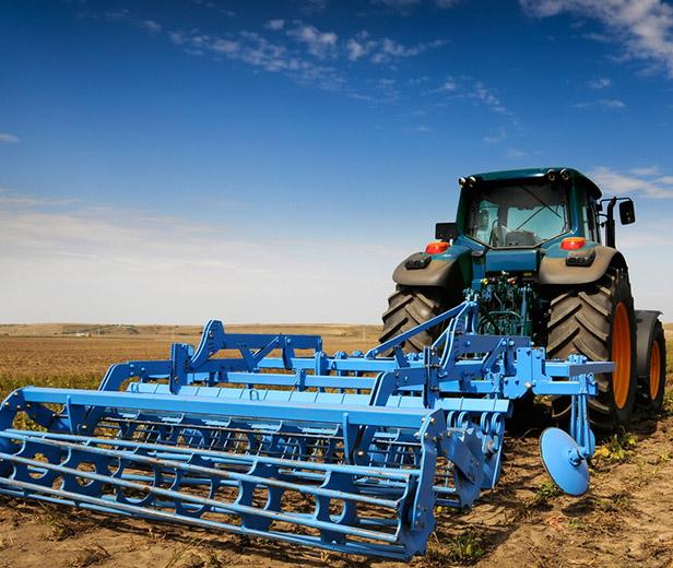 農用機械涂裝案例