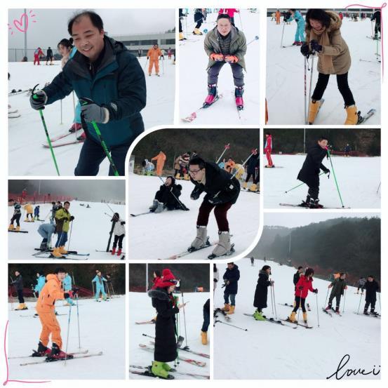 图片包含 滑雪, 户外, 雪花, 人物  描述已自动生成