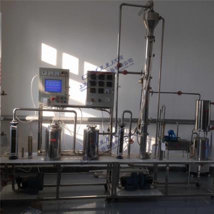 DYQ071Ⅱ 數據采集活性炭移動床吸附實驗設備(自動控制、全套不銹鋼、帶活性炭再生) 750-3