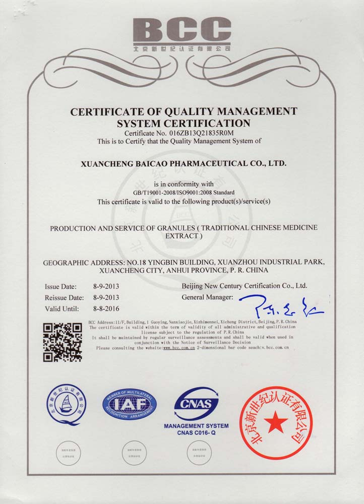 ISO9001:20082
