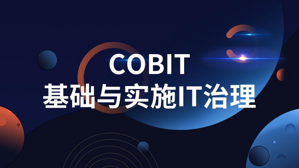 COBIT基础与实施IT治理