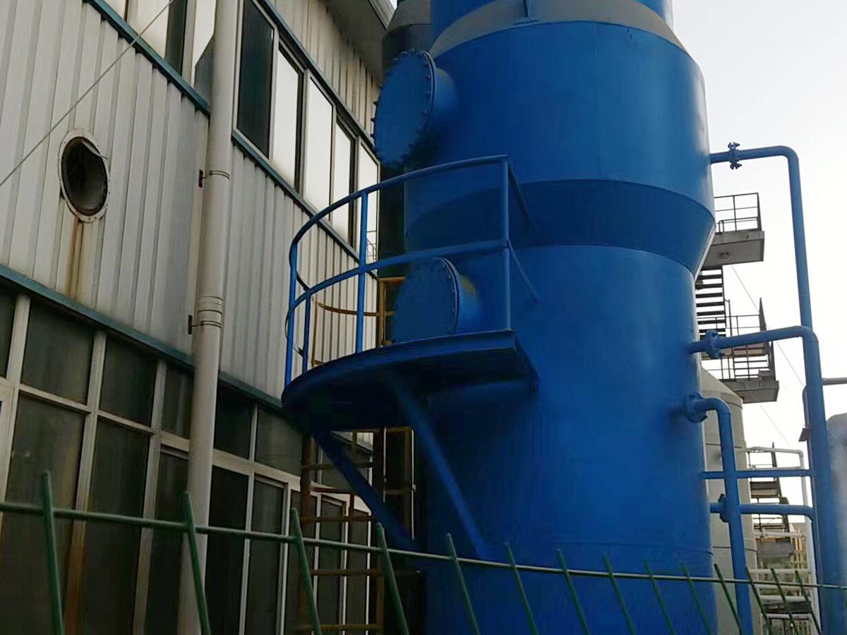 废气治理-有机废气吸收塔