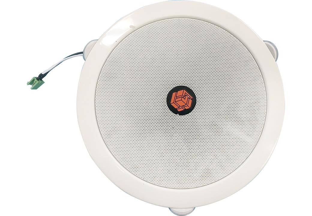 MEBS-S106W扬声器正面外观照片