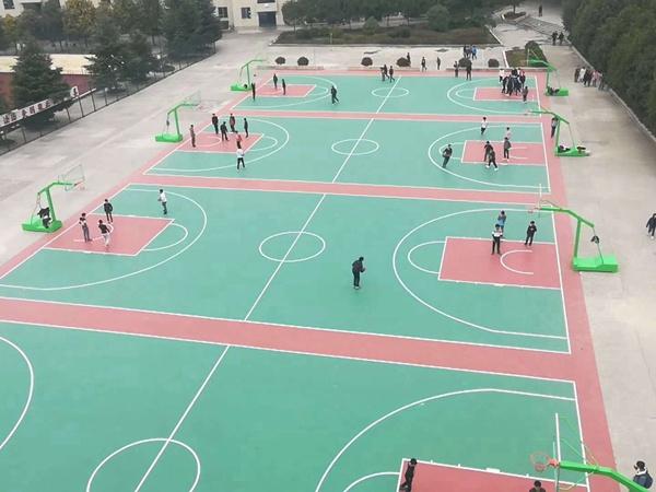 石家庄博鱼体育悬浮拼装地板