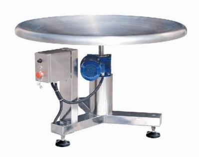 圓盤理料機