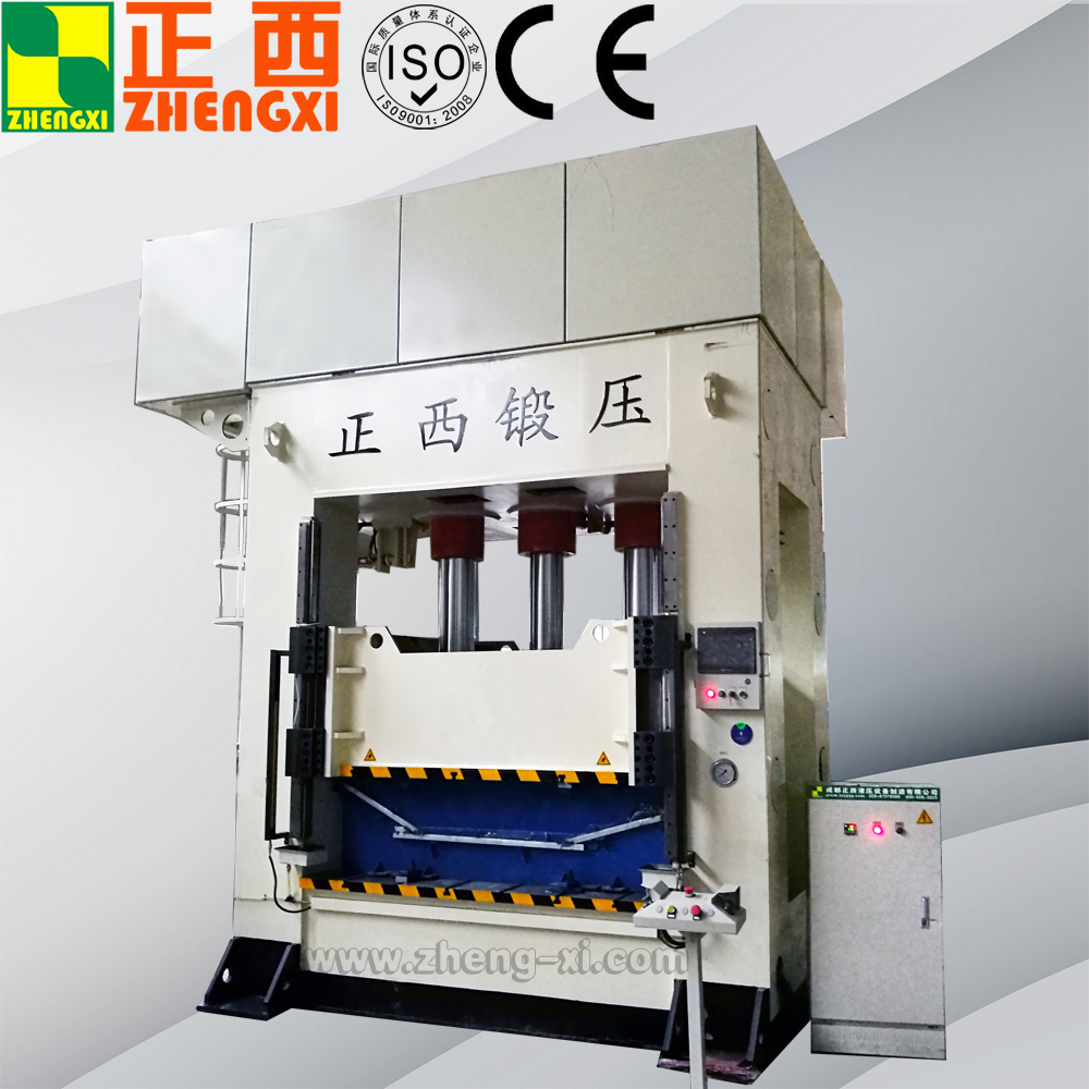 630T H Frame Composites Molding Press Machine