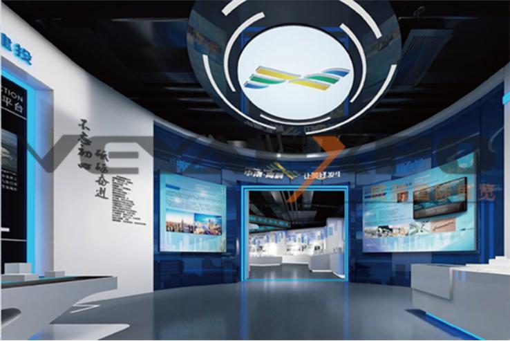 中南高科展厅设计-2
