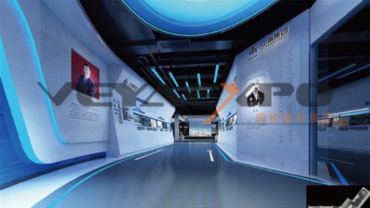 中南高科展厅设计-8