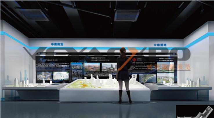 中南高科展厅设计-9