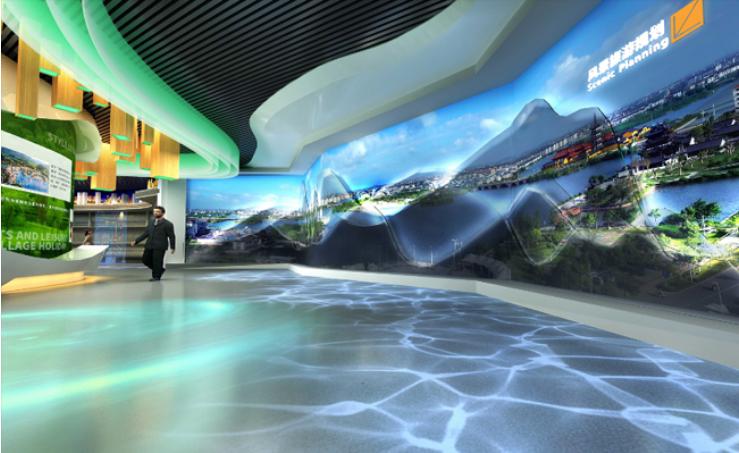 平湖城市展厅设计-4