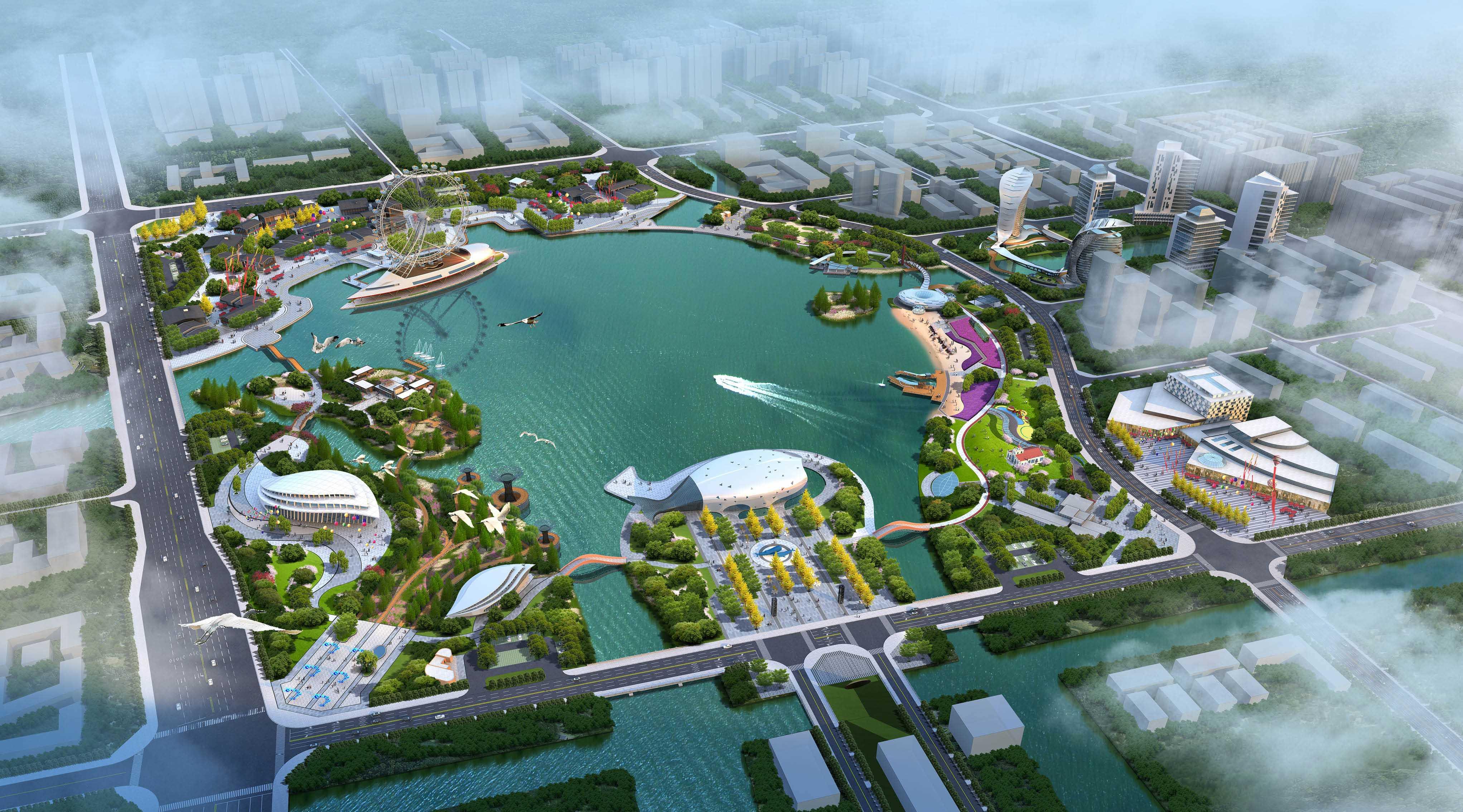 洋口港開發區海洋主題公園-1111