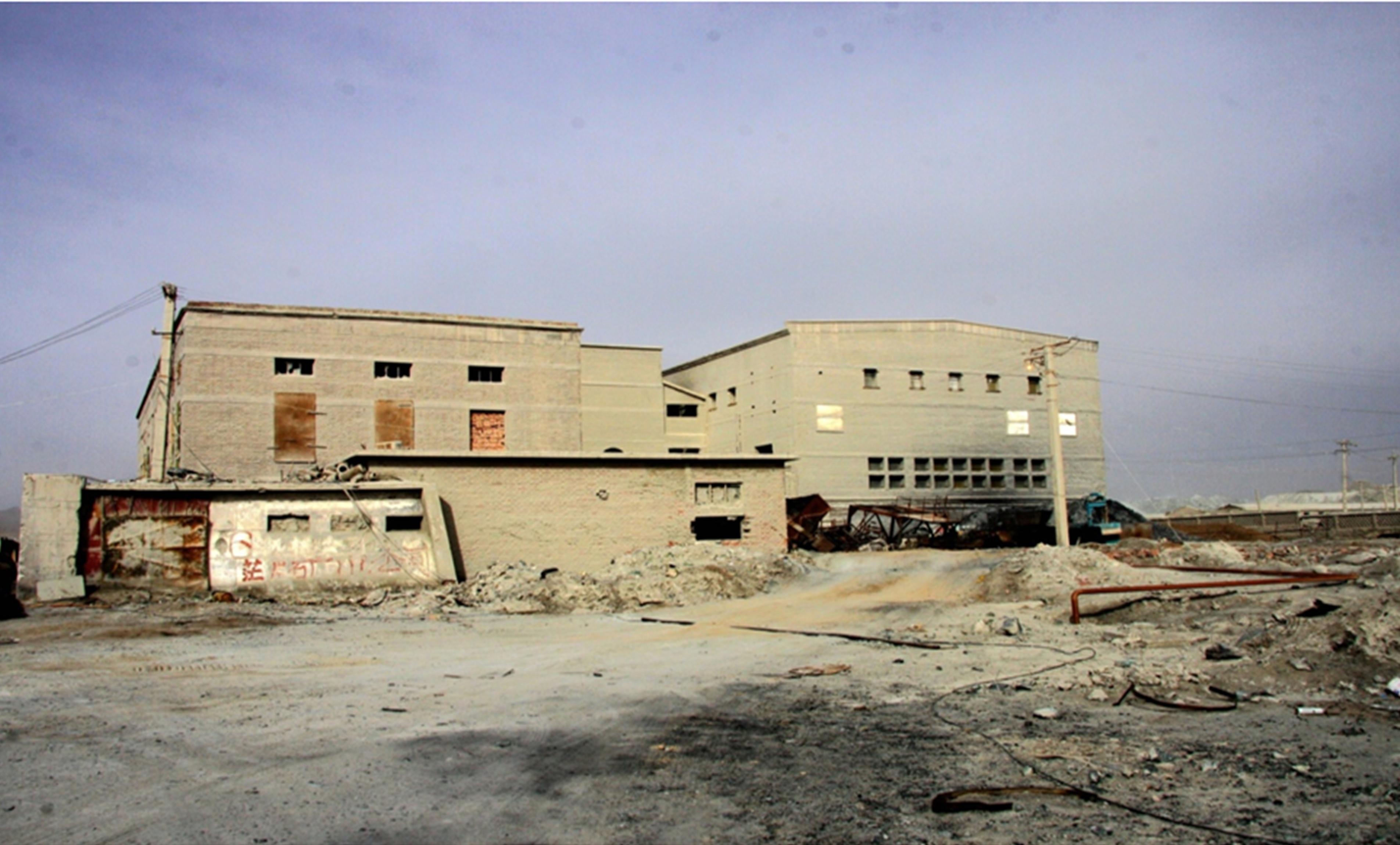 歷史照片(電力發展)—原礦區電廠1