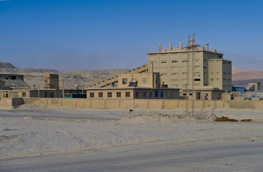 3.年產1.2萬噸選礦廠1