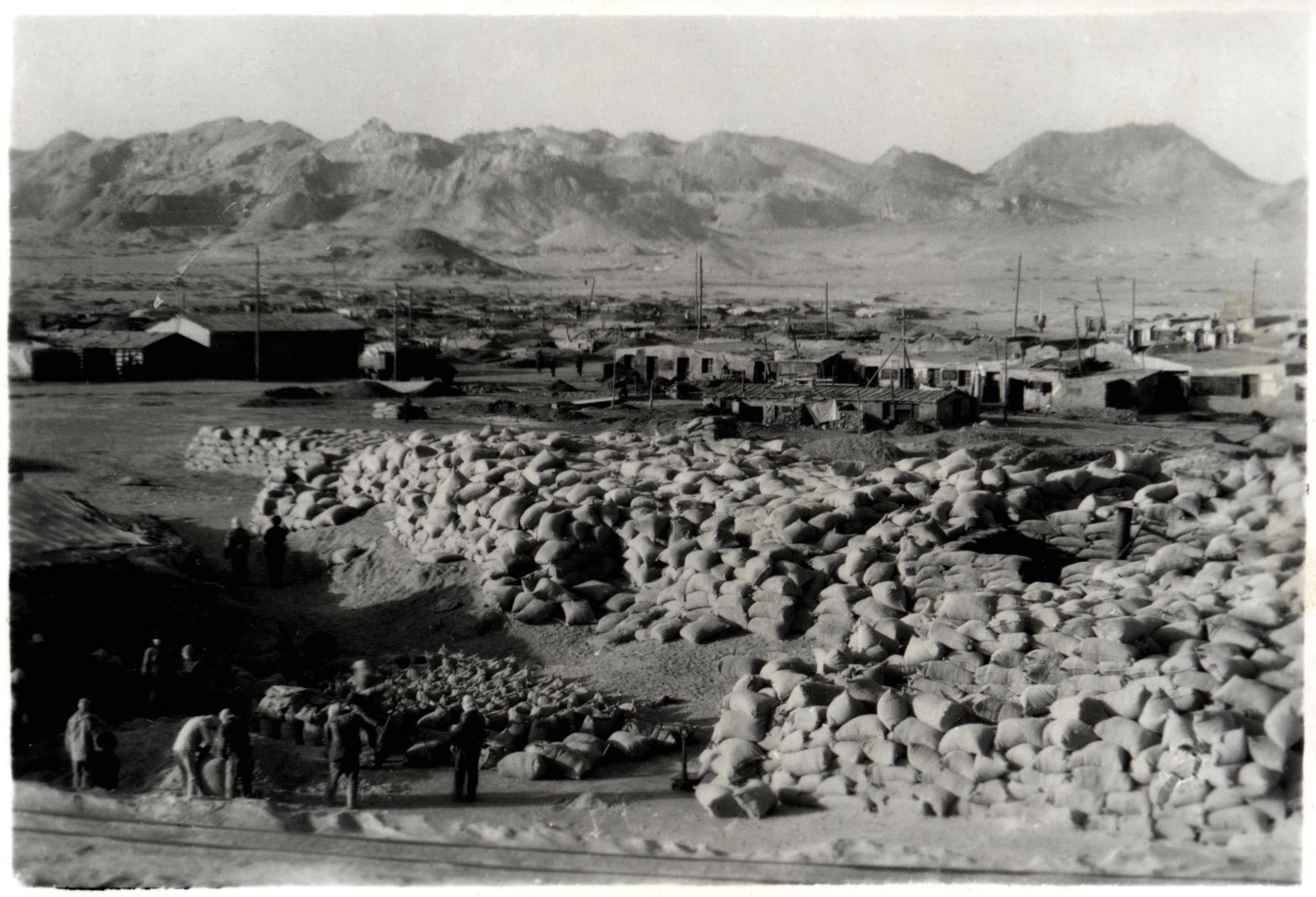 1.上世紀60年代選礦生產場景