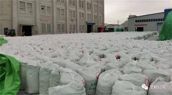 生产掀热潮产量创新高——公司成品棉车间单月产量创历史纪录