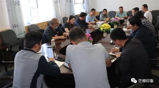 省国资委督导组来创安公司督导检查工作