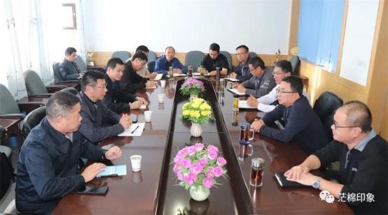 滁州南谯区领导莅临公司参观