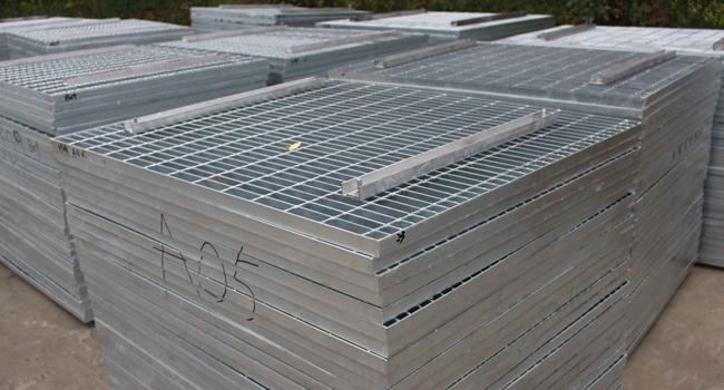 電鍍鋅鋼格板