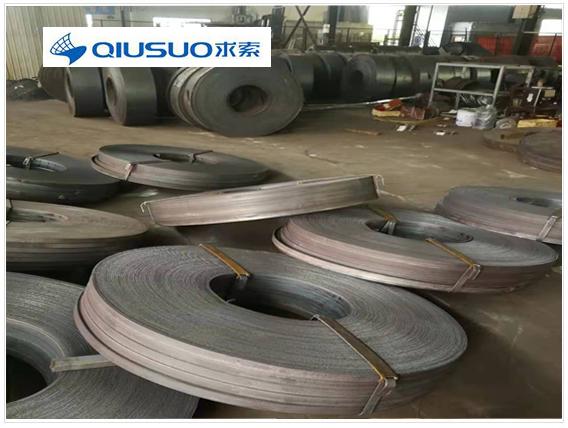 鋼格板生產車間,鋼格板原材料,扁鋼