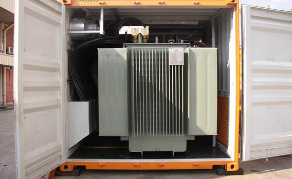 為隧道工程提供5MVA變壓器服務