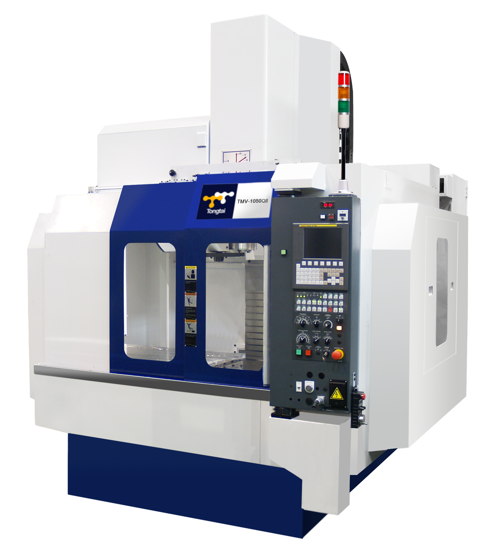 立式加工机-TMV-1050QII_全機