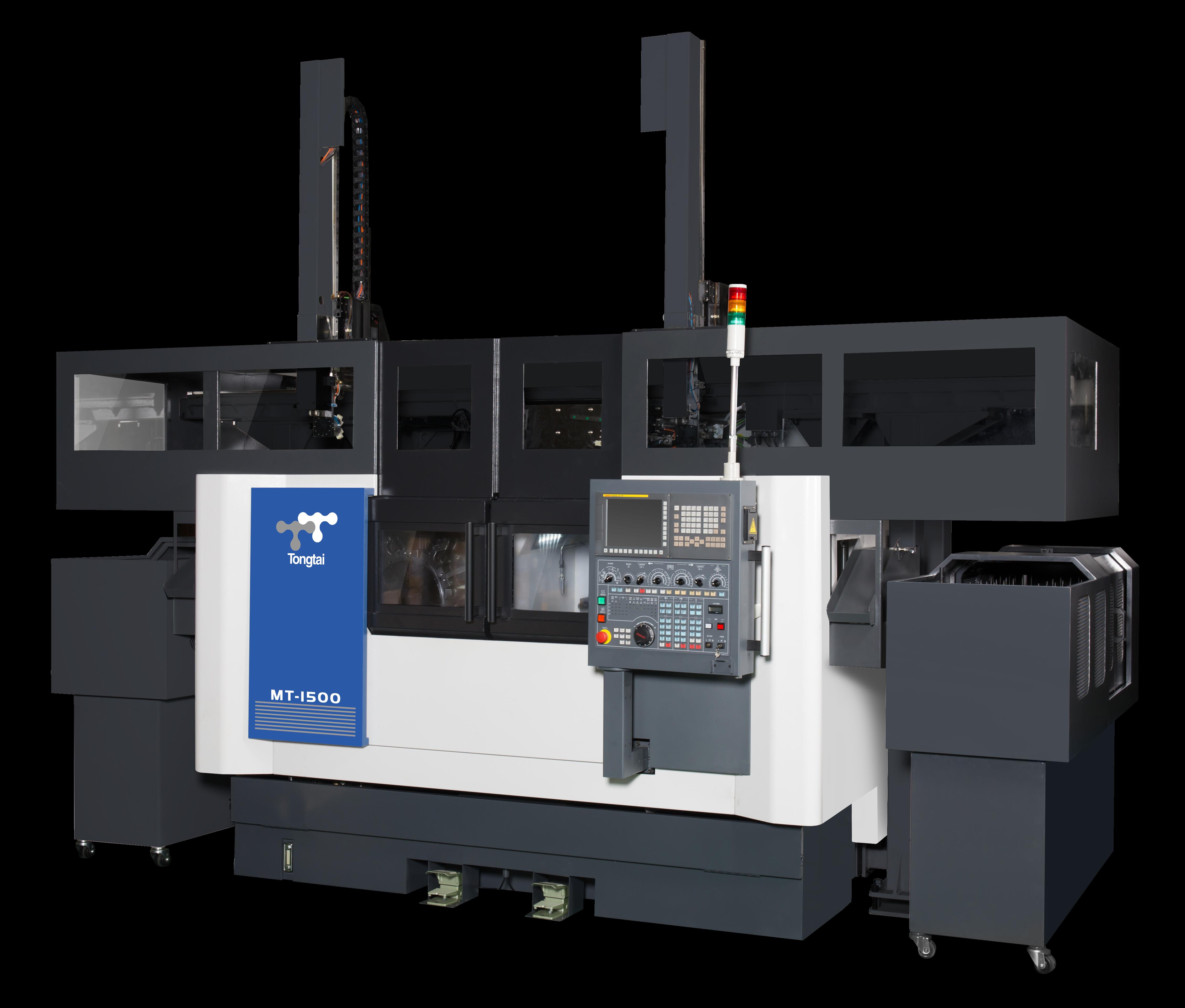 臥式CNC車床-MT-1500