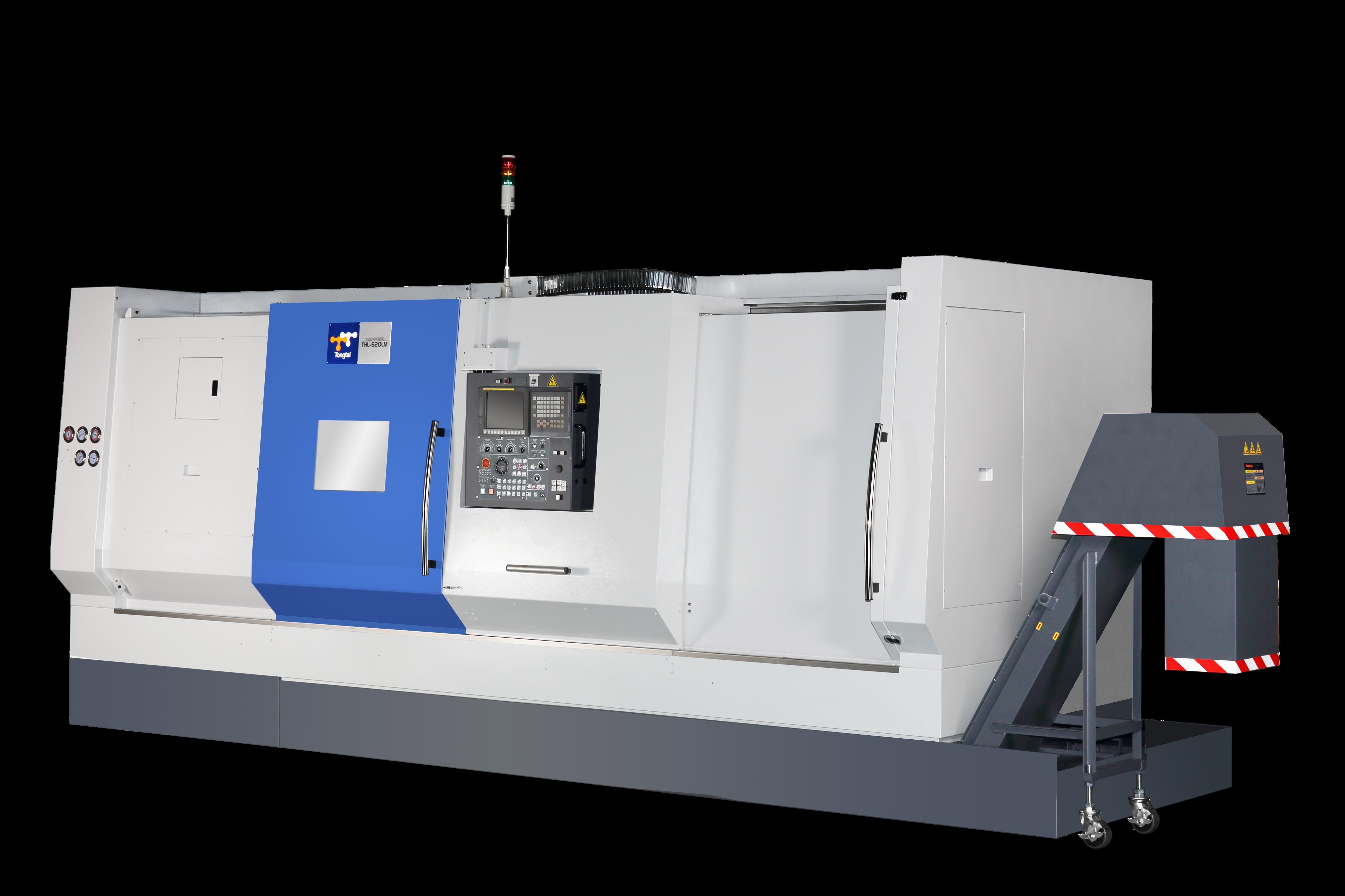 臥式CNC車床-THL-620