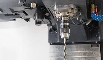 超音波辅助加工-可选用标准刀具