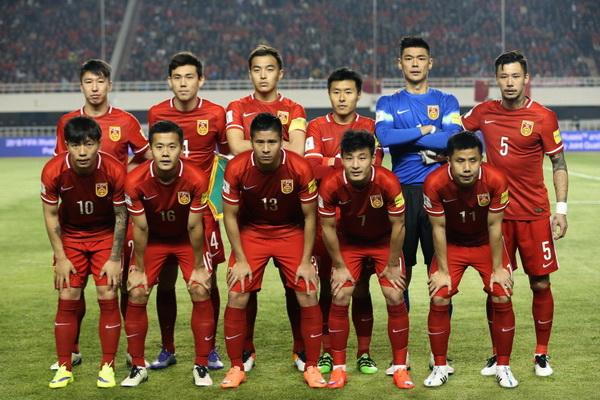 世預賽:中國2:0勝卡塔爾 12強隊伍全部產生
