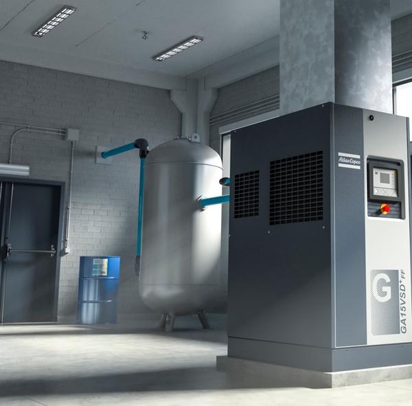 HTA高壓空氣儲氣罐1