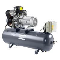 LF鋁制活塞式無油工業壓縮機1