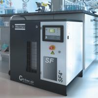 SF和SF-渦旋式無油空氣壓縮機1