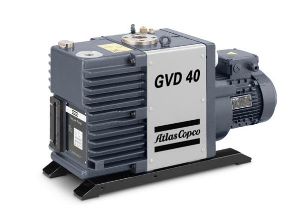 gvd40,油密封旋轉葉片真空泵