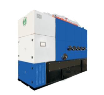 单元化管束受热面 炉内气流均匀 PLC一键式操作 人性化设计 超厚陶瓷纤维炉体