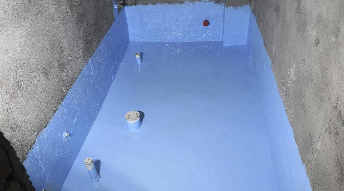 衛生間沉箱防水