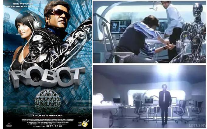 《寶萊塢機器人之戀》