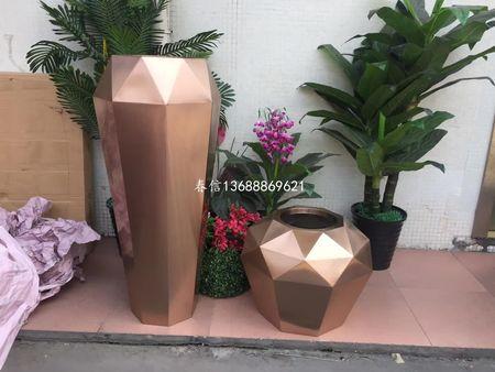 不銹鋼花盆