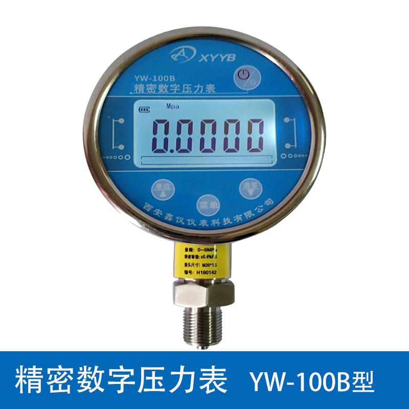 YW-100B型數字壓力表