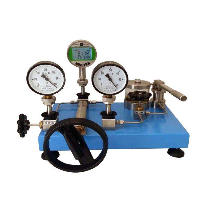 臺式液體壓力源