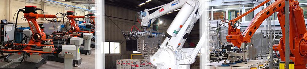 關節機器人應用案例