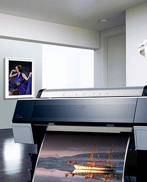 EPSON全新一代打印机色彩更丰富