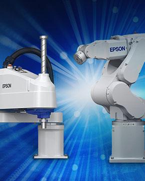 爱普生机器人简单易用可靠性高