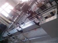 不锈钢多列储料输送线
