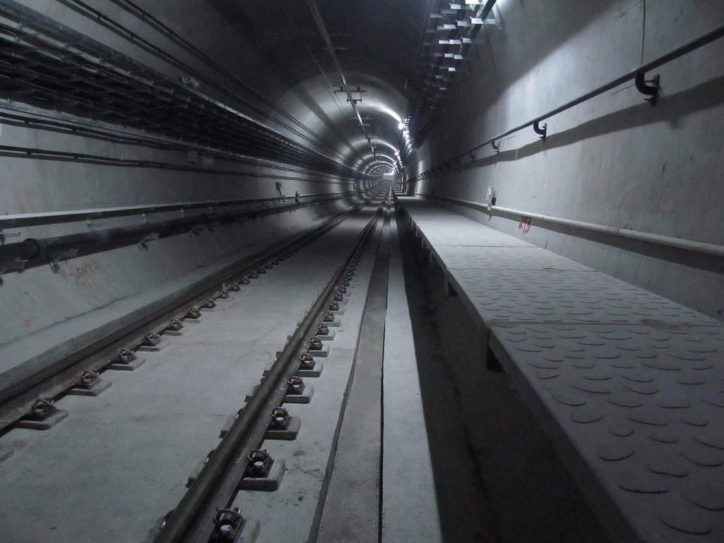 疏散平臺扶手-不銹鋼-2