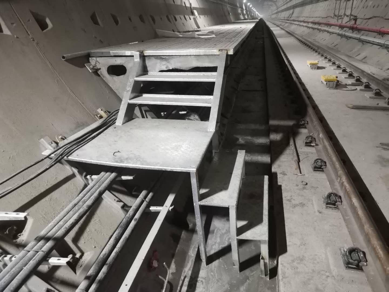 疏散平臺鋼梯1-4