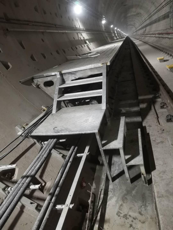 疏散平臺鋼梯1-5