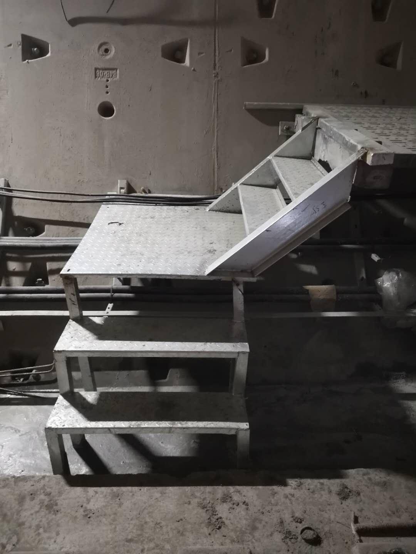 疏散平臺鋼梯1-6