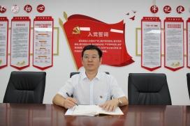 党委副书记、总经理杨正明
