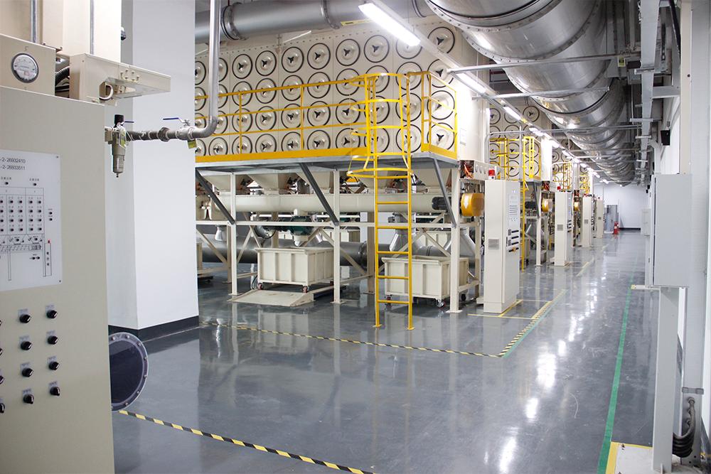 集塵機控制系統