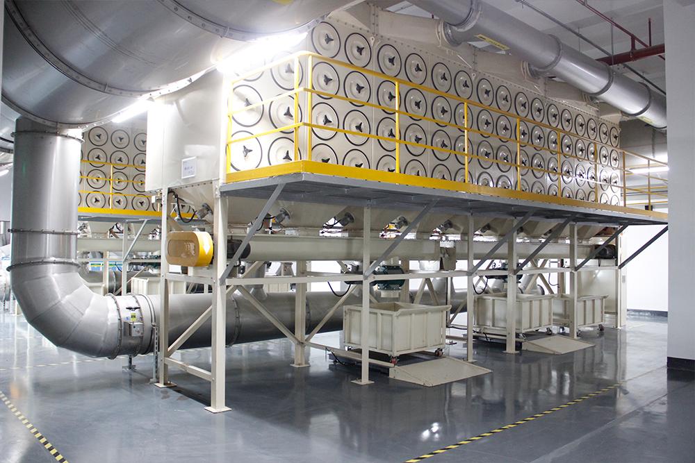 集尘机控制系统2